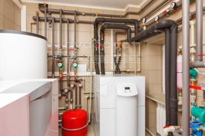 βιομηχανικα κτηρια θερμανση αεριου