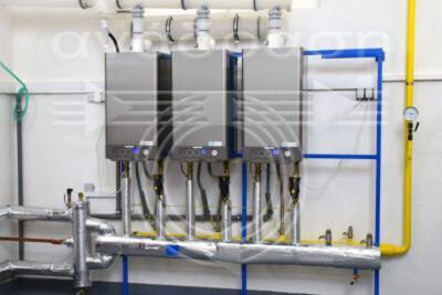βιομηχανικη θερμανση αεριου μελετες