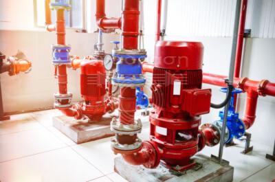 εγκαταστασεις πυροσβεσης νερου
