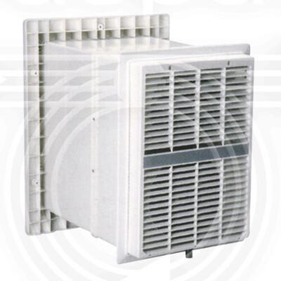 εναλλακτες θερμοτητας αερα - τοιχου