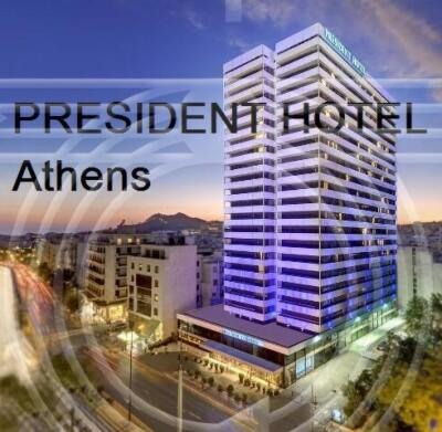 hotel president Athens