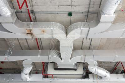 βιομηχανικη θερμανση - συστηματα αεραγωγων