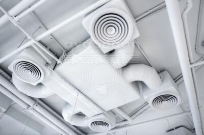 καναλατες μοναδες βιομηχανικου κλιματισμου