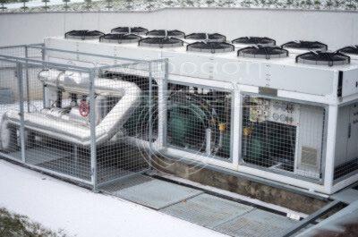βιομηχανικη θερμανση - ψυξη