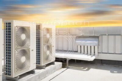 μελετες θερμανσης - ημικεντρικος κλιματισμος