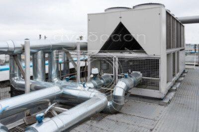 εγκαταστασεις κεντρικου κλιματισμου