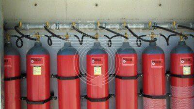συστηματα πυροσβεσης CO2