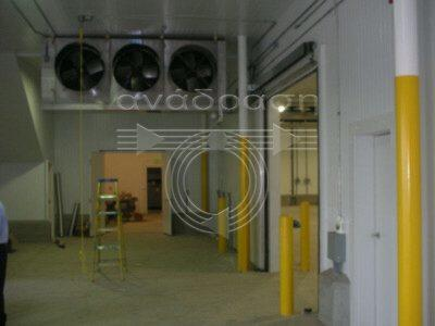 factory industrial cold rooms