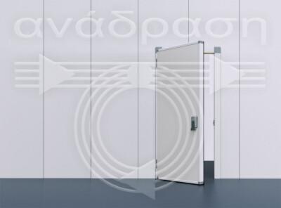 πορτες ψυκτικων θαλαμων
