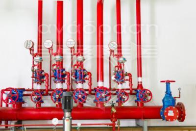 δικτυα πυροσβεσης νερου