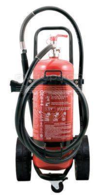 πυροσβεστηρες σκονης τροχηλατοι
