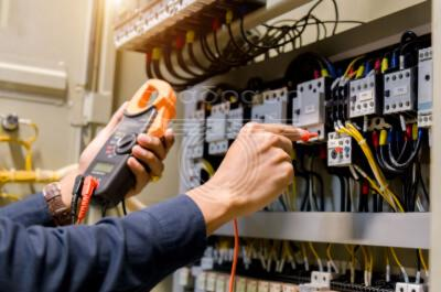 συντηρησεις ηλεκτρικων εγκαταστασεων