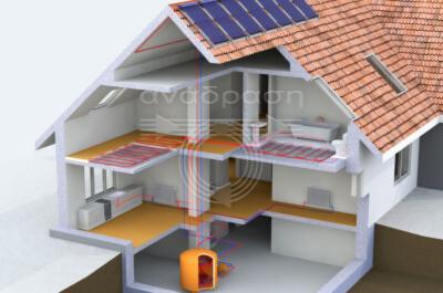 συστηματα ηλιακης θερμανσης
