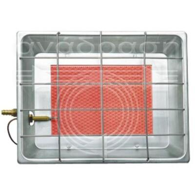 θερμανση καταστηματων κατοπτρα ακτινοβολιας